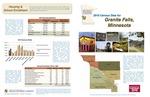 2010 Census Community Data Brochure- City of Granite Falls by Center for Small Towns (University of Minnesota, Morris) and Upper Minnesota Valley Regional Development Commission