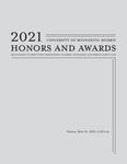 Student Honors and Awards Program 2021