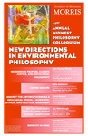 Forty-First Annual Midwest Philosophy Colloquium, 2016-2017