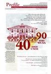 Profile: 40 1960 UMM 90 1910 WCSA