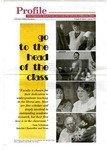 Profile: go to the head of the class