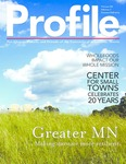 Profile: Greater MN: Making Outstate More Resilient by University Relations