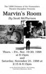 Marvin's Room, Nov. 19-21, 1998 by Theatre Arts Discipline