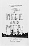 Of Mice & Men, February 1-4, 1989
