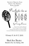 Prelude to a Kiss, February 15-17, 2001 by Theatre Arts Discipline