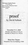 Proof, December 9-11, 2004