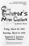 The Emperor's New Clothes, March 30-31, 2012 by Theatre Arts Discipline