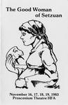The Good Woman of Setzuan, November 16-19, 1983