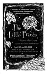 The Little Prince, April 19-20, 2002