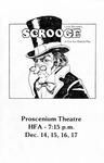 Scrooge, December 14-17, 1989