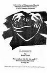 Lovers, November 14-17, 1990