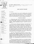UMM Alumni Association Newsletter Vol. 2, No. 4 by University of Minnesota, Morris Alumni Association
