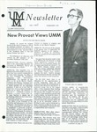UMM Alumni Association Newsletter Vol. 7, No. [1] by University of Minnesota, Morris Alumni Association