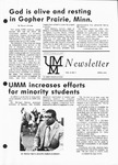 UMM Alumni Association Newsletter Vol. 8, No. 2 by University of Minnesota, Morris Alumni Association