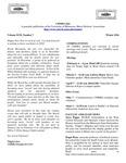 UMMRA Info: Volume XVII, Number 7 by University of Minnesota, Morris Retirees' Association