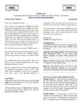 UMMRA Info: Volume XVII, Number 4 by University of Minnesota, Morris Retirees' Association