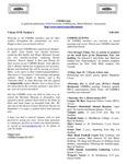 UMMRA Info: Volume XVII, Number 6