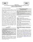 UMMRA Info: Volume XV, Number 3 by University of Minnesota, Morris Retirees' Association