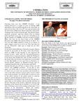 UMMRA Info: Volume XVI, Number 1 by University of Minnesota, Morris Retirees' Association