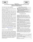 UMMRA Info: Volume XVI, Number 2