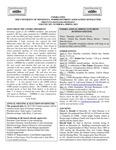 UMMRA Info: Volume XIV, Number 4