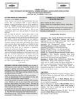 UMMRA Info: Volume XIV, Number 2