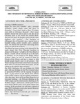 UMMRA Info: Volume XII, Number 3