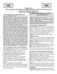 UMMRA Info: Volume XII, Number 4