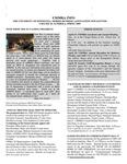 UMMRA Info: Volume XI, Number 4