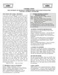 UMMRA Info: Volume X, Number 3