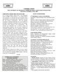 UMMRA Info: Volume X, Number 2