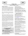 UMMRA Info: Volume IX, Number 2