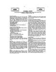 UMMRA Info: Volume IV, Number 1