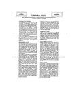 UMMRA Info: Volume I, Number 2