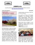 UMMRA Info: Volume XVII, Number 16 by University of Minnesota, Morris Retirees' Association