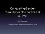 Conquering Gender Stereotypes One Football at a Time