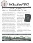 WCSA AlumNEWS: Fall 2009