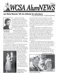 WCSA AlumNEWS: Fall 2011