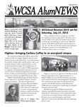 WCSA AlumNEWS: Spring 2012 by UMM Office of Alumni Relations and Annual Giving