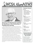 WCSA AlumNEWS: Spring 2015 by University of Minnesota, Morris Office of Alumni Relations